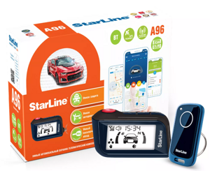 StarLine A96 BT 2CAN+2LIN GSM GPS