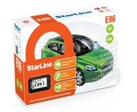 StarLine E96 BT LUX