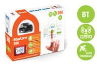 StarLine D96 BT 2CAN+2LIN GSM-GPS